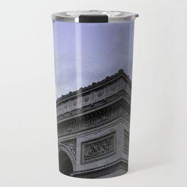 The Arc de Triomphe de l'Etoile Travel Mug