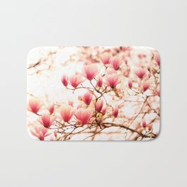 Cherry Blossoms Bath Mat