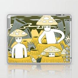 Mushroom Men Laptop & iPad Skin