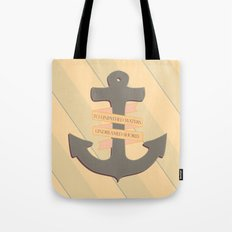 Winter's Tale Tote Bag
