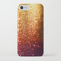 bisexual iPhone & iPod Cases featuring Fire and flames  by Better HOME