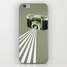 Depth of Field iPhone & iPod Skin