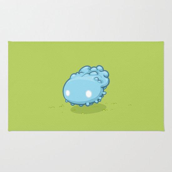 Marshmallow Blob Rug