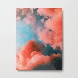 An Epic Sky Above Metal Print