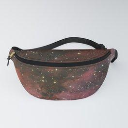 Carina Nebula Space Art Fanny Pack