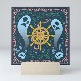 Dead Mariner's Wedding Mini Art Print