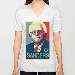 Sanders Unisex V-Neck