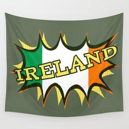 Ireland Patrick's day Wall Tapestry