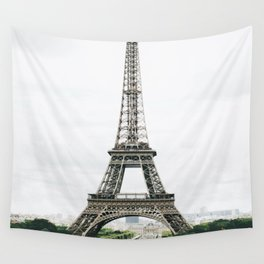 Eiffel Tower - Paris Wall Tapestry
