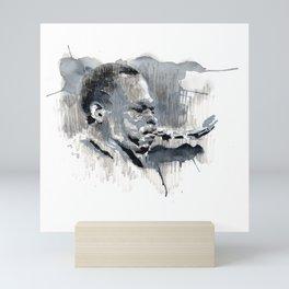 Jazz Trane 01 Mini Art Print