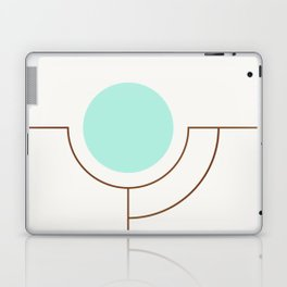 Balm 05 // ABSTRACT GEOMETRY MINIMALIST ILLUSTRATION by Laptop & iPad Skin