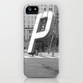 (P)NB –Philadelphia iPhone Case