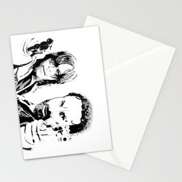 Brothers in arms Stationery Cards