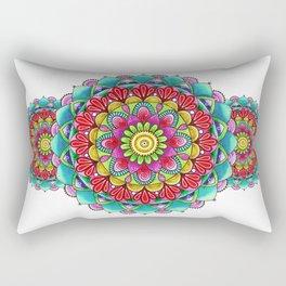 Mandala#1 Rectangular Pillow