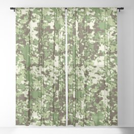 Walden 2b Sheer Curtain