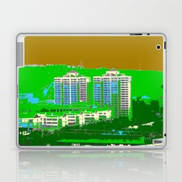 Mountain Condo Laptop & iPad Skin