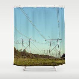 To Sustain Pt. 1 Shower Curtain