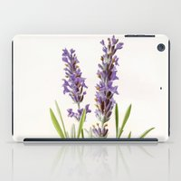 lavender iPad Cases featuring Lavender by 83 Oranges™