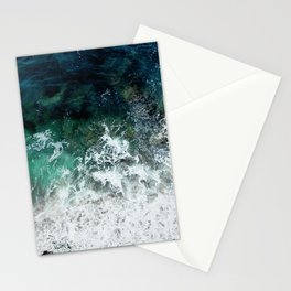 Pacific Ocean Colors Stationery Cards