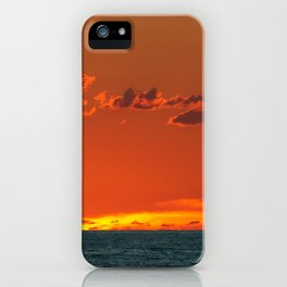 The Fires at Dawn iPhone Case