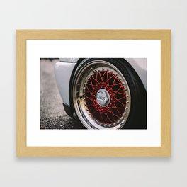 BBS Framed Art Print