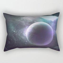 Black Pearl, Black Ocean Rectangular Pillow