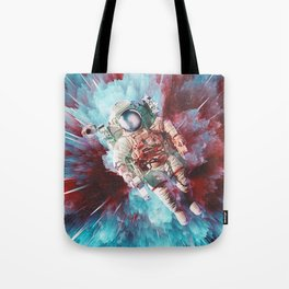 Chroma Void Tote Bag