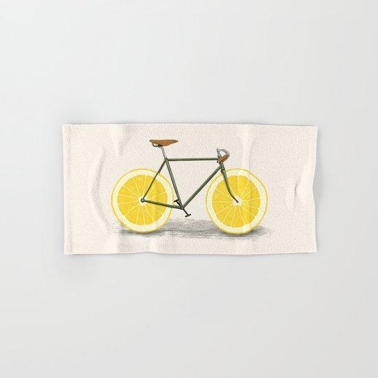 Zest Hand & Bath Towel