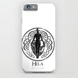 Hela iPhone Case