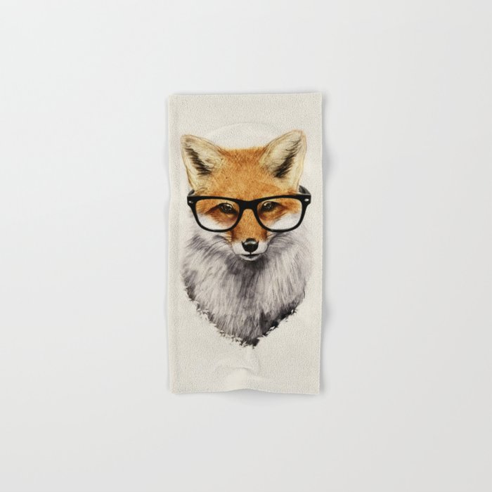 Mr. Fox Hand & Bath Towel