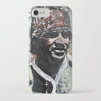 eddie vedder iPhone & iPod Cases featuring Eddie Would Go by Matt Pecson
