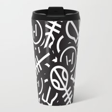 TØP Stickers Travel Mug