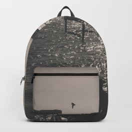 Venice landscape Backpack