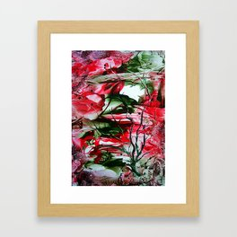 BurningSun Framed Art Print