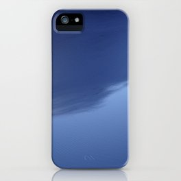 KALTES KLARES WASSER - Cold Clear Water iPhone Case