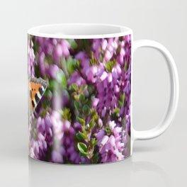Tortoiseshell Butterfly Coffee Mug