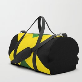 Jamaican Flag Duffle Bag