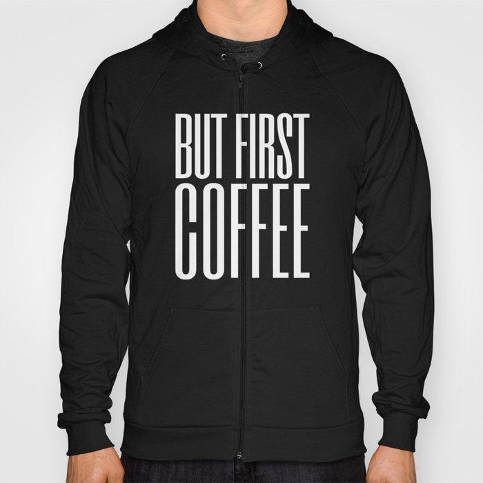 Coffee VIII Hoody