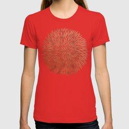 Rose Gold Burst T-shirt