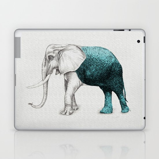 The Stone Elephant Laptop & iPad Skin