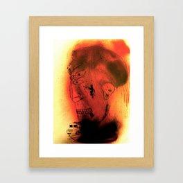 Interdimensional... Framed Art Print