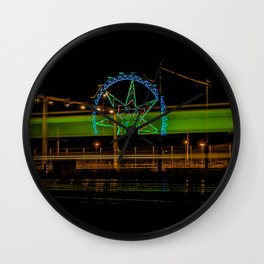 Melbounre Star Wall Clock