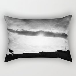 Threatening Sky Rectangular Pillow