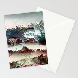 Untitled tree scene Stationery Cards