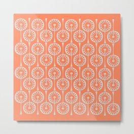 Ottoman Design 3-1 Metal Print