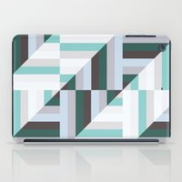 60s iPad Cases featuring Maze | 60s by Wood + Ink
