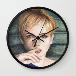 whisper... Wall Clock