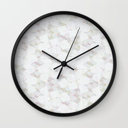 Ghost Town (Soft Glow) Wall Clock