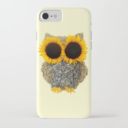 Hoot! Day Owl! iPhone Case
