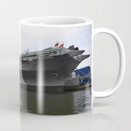 The Intrepid Coffee Mug